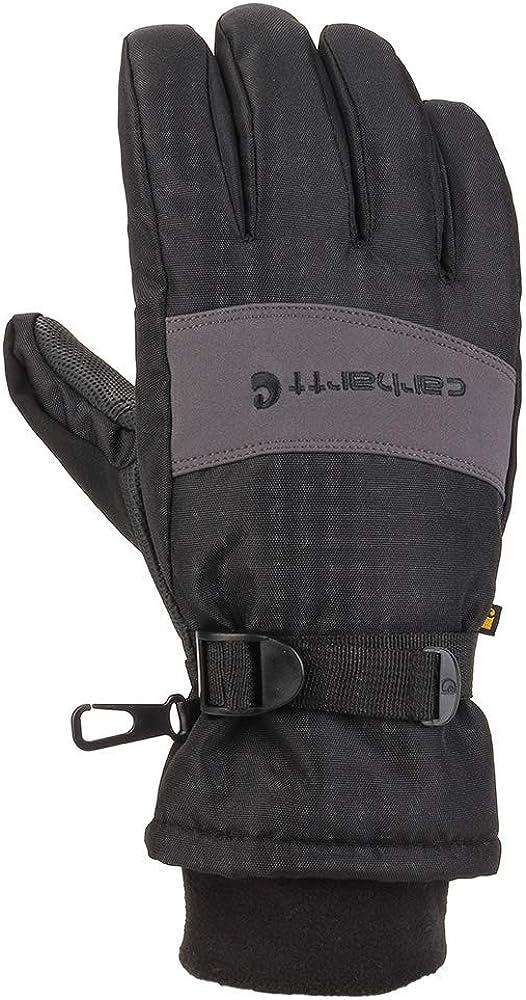 Waterproof Insulated Glove X-Large Black Carhartt Men/'s W.P