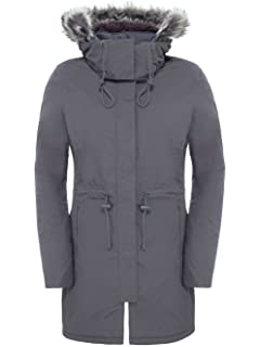 d95868b4c The North Face Zaneck Women's Outdoor Hooded Jacket: Amazon.co.uk ...