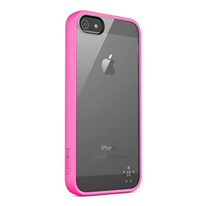Amazon.com: Belkin Grip Candy Sheer Case/Carcasa para iPhone ...