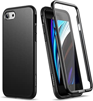 coque iphone 7 silicone avant arriere