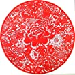 Creative Beautiful Hollow Chinese Art / Chinese Paper Cut Decoration / Rich Multicolored Decorations Figure / Chinese Red