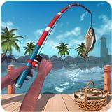fish farm - Ultimate Fishing Mania Hook Fish Catching Games