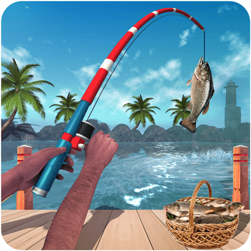 Ultimate Fishing Mania Hook Fish Catching Games -