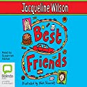 Best Friends Audiobook by Jacqueline Wilson Narrated by Susannah Harker