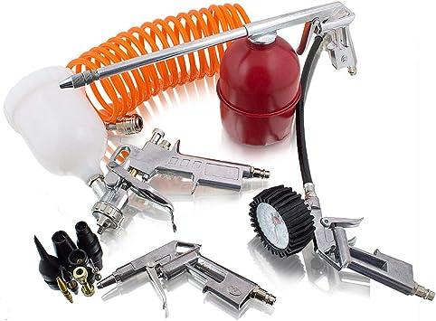 13 piezas de aire comprimido Juego de accesorios para compresor ...