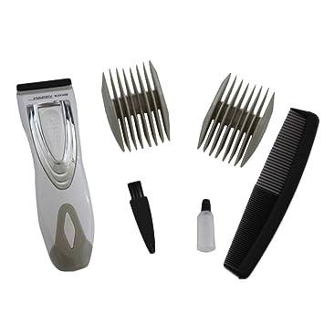 Afeitadora de afeitar eléctrica de la barba de los hombres máquina ...