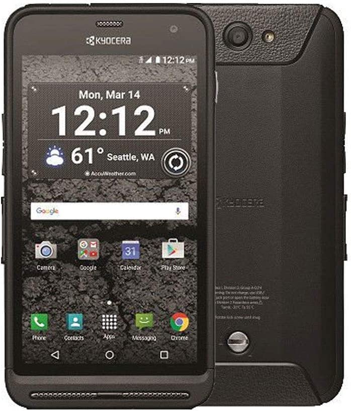 Kyocera DuraForce XD E6790 16GB 4G LTE Smartphone Android: Amazon ...