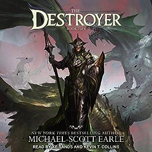 The Destroyer Audiobook
