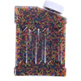 Yiphates 20,000 Water Beads Water Gel Beads for Kids Play, Sensory Toys and Games, Orbeez Spa Refill and Décor