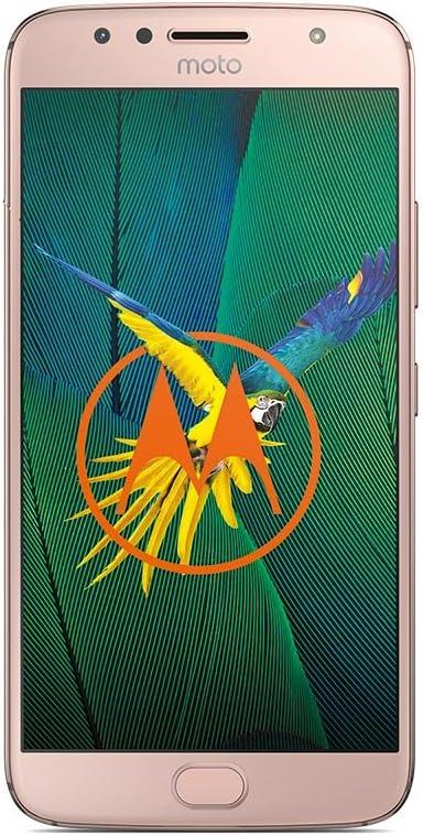 Motorola Moto G5S Plus SIM doble 4G 32GB Oro - Smartphone (14 cm (5.5