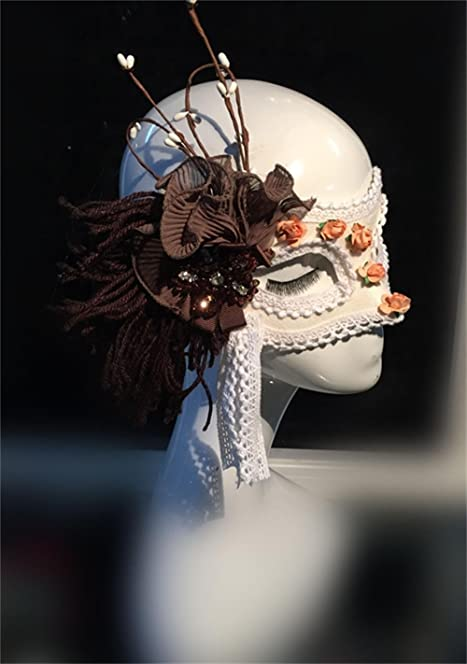 Jack Mall- Máscara de Venecia retórica de la máscara máscara de Halloween