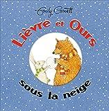 """Afficher """"Lièvre et ours<br /> Lièvre et ours sous la neige"""""""