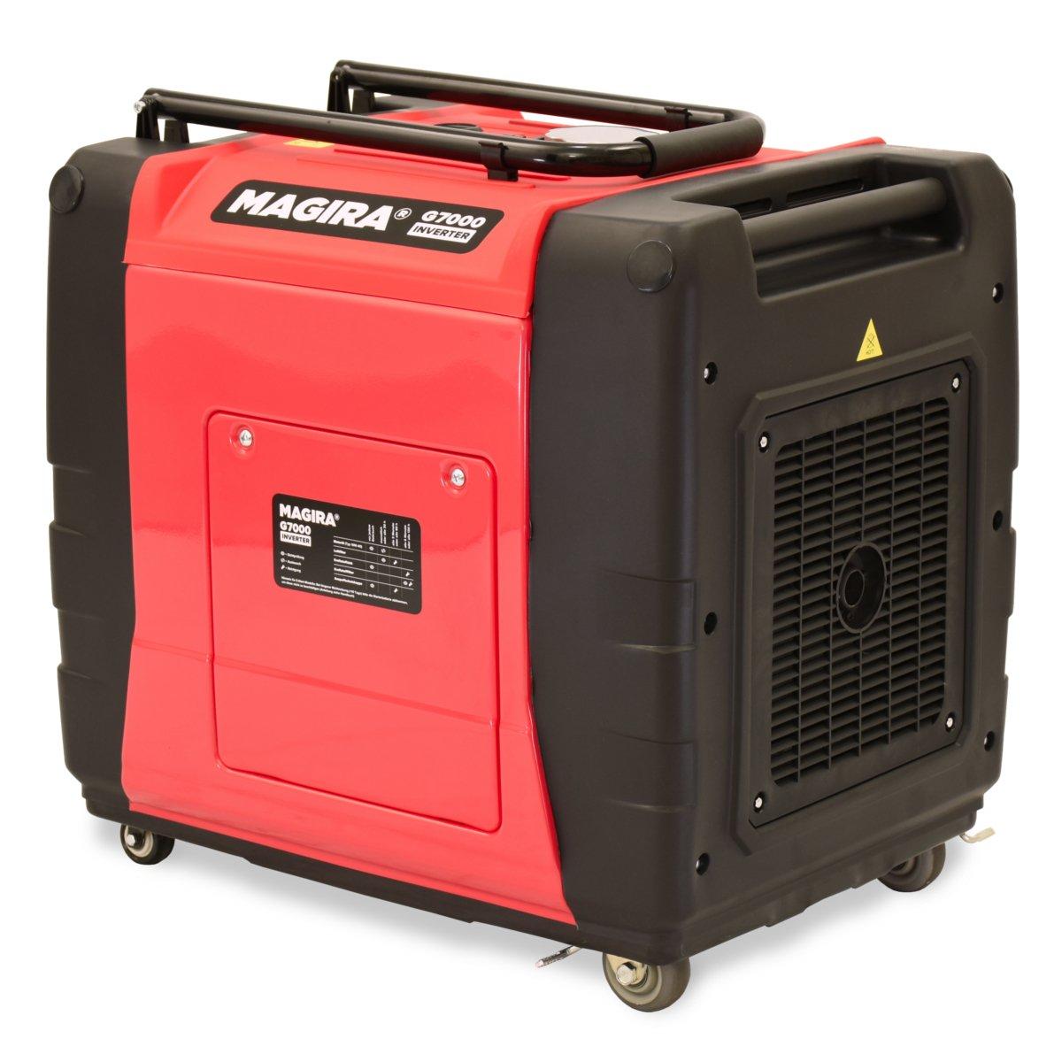 MAGIRA 4,0kW Digitaler Inverter Stromerzeuger, benzinbetriebener ...