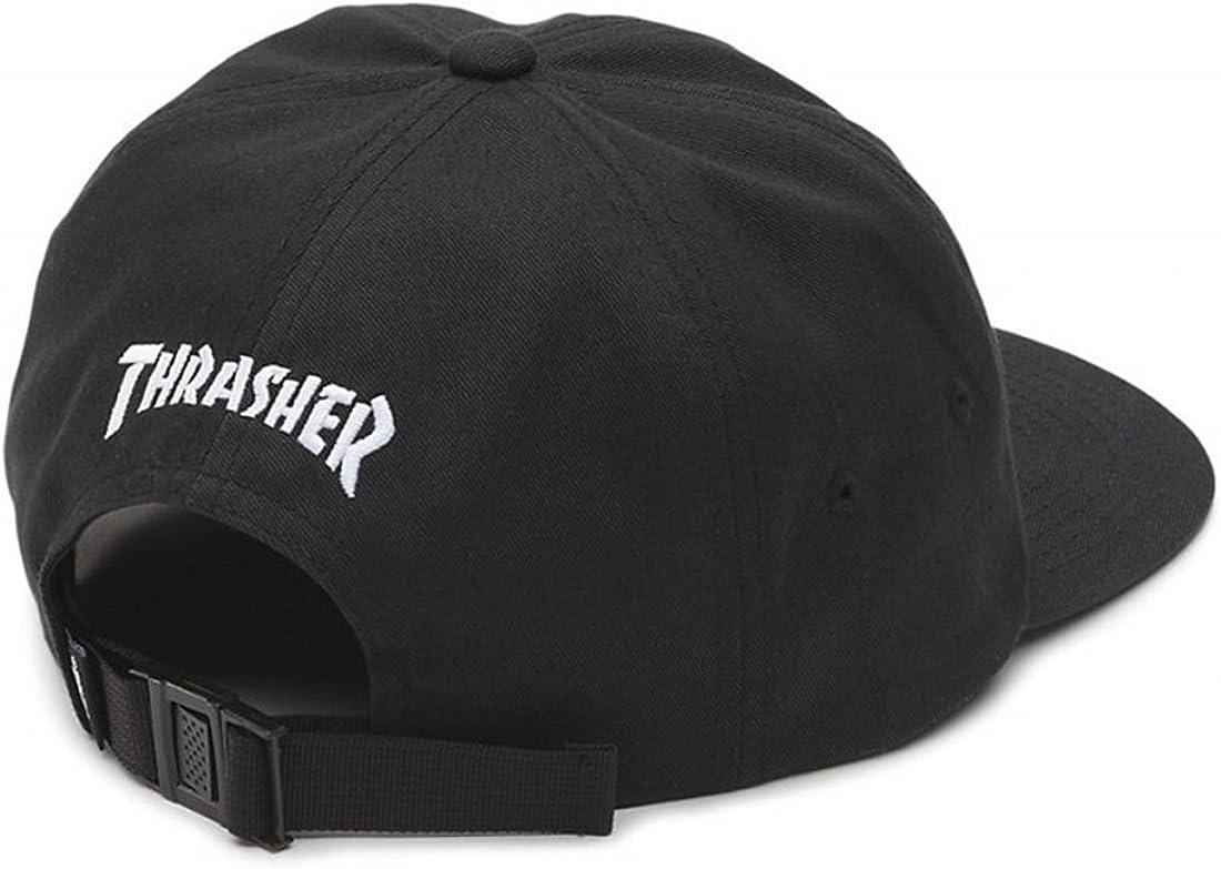 Vans cappello MN THRASHER X VANS J BLACK (THRASHER): Amazon