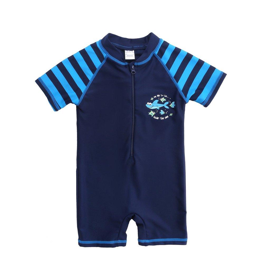 Vivafun Baby Boy Rash Guard Sun Protective Infant Toddler Swimwear YILAN FUSHI CO.LTD