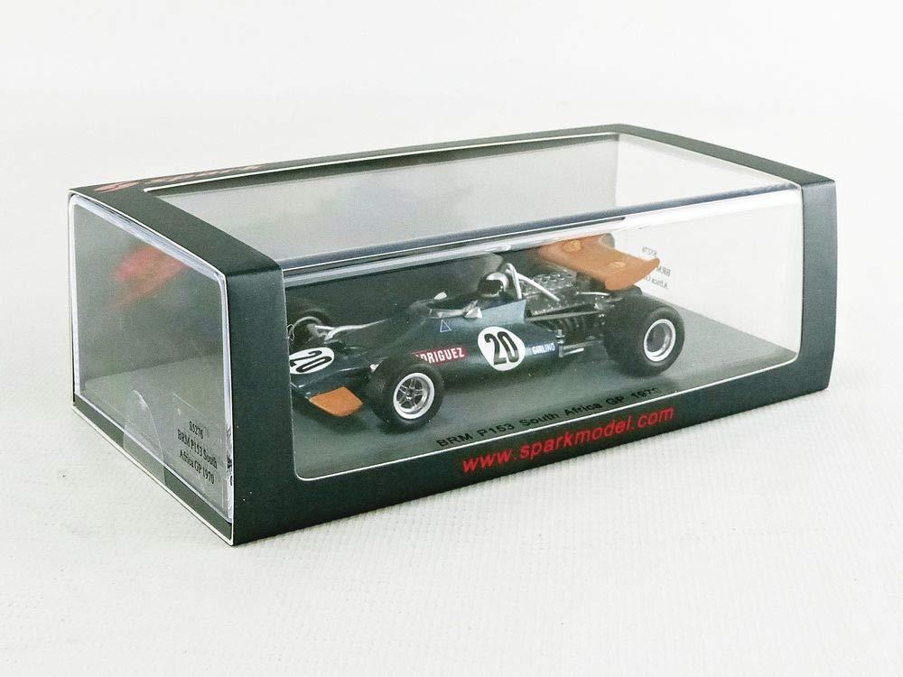 SPARK S5276 Colore Miniatura Auto da Collezione Nero//Arancione