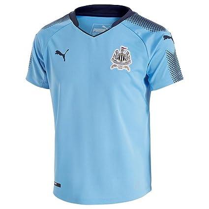 b21223832 Amazon.com   PUMA 2017-2018 Newcastle Away Football Shirt (Kids ...