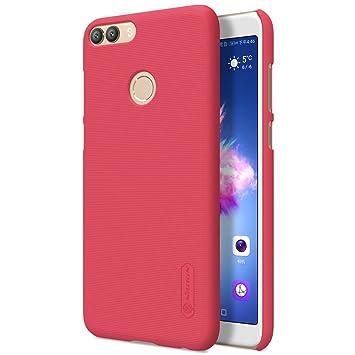 a basso prezzo 35d27 fe8c3 Huawei P Smart Cover Case Material Cover Smartphone: Amazon ...
