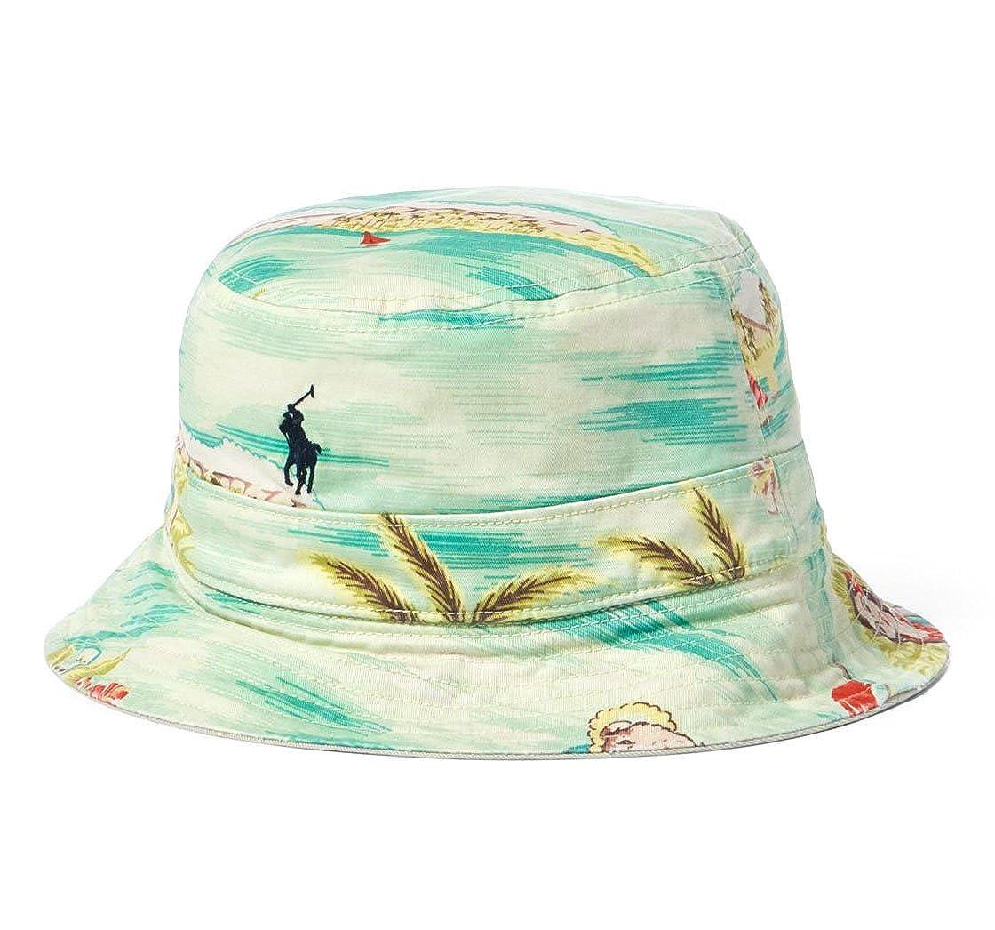 Polo Ralph Lauren Men`s Reversible Bucket Hat 710543162003