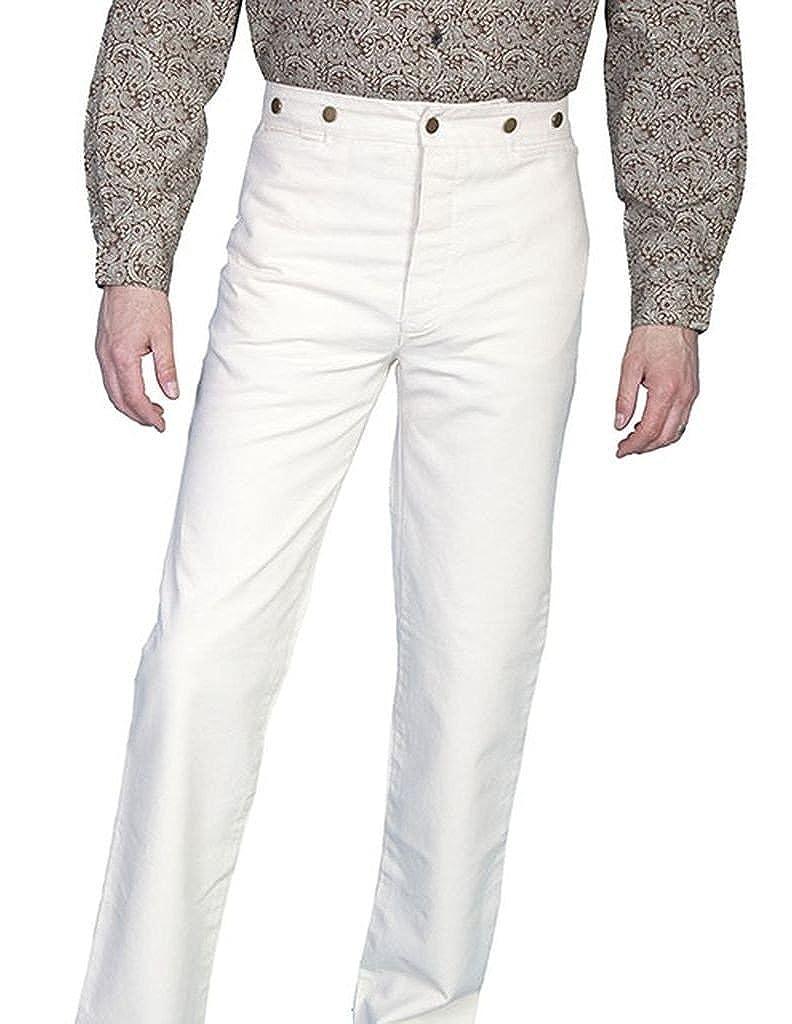 Scully Rangewear Men's Rangewear Canvas Pants Tall - Rw040x Wal RangeWear by Scully 075368
