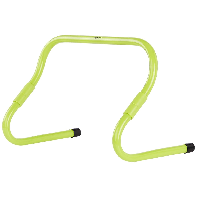 AmazonBasics Adjustable Speed Training Exercise Hurdles, Set of 5