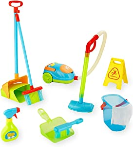Just Like Home MEGA Cleaning Set, Multi