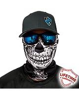 Salt Armour Face Mask Shield Protective Balaclava Alpha Defense (Skeleton)