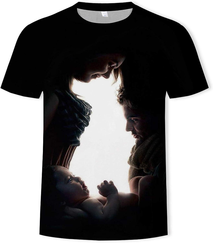 SSBZYES Camiseta para Hombre Camiseta de Verano de Manga Corta para Hombre Camiseta de impresión Digital Camiseta de Gran tamaño para Hombre Camiseta Casual para Hombre Deportes al Aire Libre