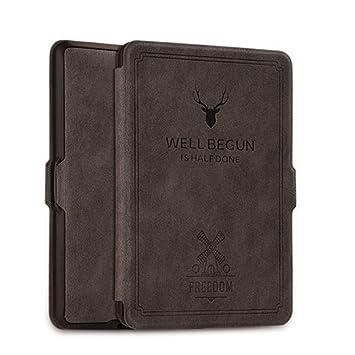 DATOUDATOU para Amazon Kindle Paperwhite 1 2 3 Caso Elegante Funda ...