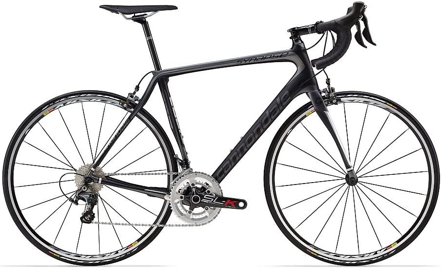 Cannondale BYCDM4SYCBU54BBQ - Bicicleta, talla 54: Amazon.es ...