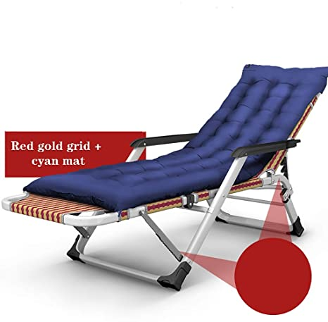 Amazon.com: YWZDY - Sillones reclinables de tela para patio ...