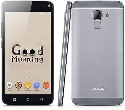 BLUBOO Xfire 2 - Smartphone Libre 3G Teléfono Android (Pantalla ...