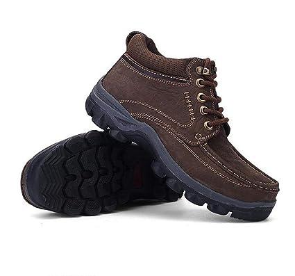c523df8795792 Amazon.com: FGSJEJ Men's Casual Shoes, Non-Slip Shoes Hiking Boots ...