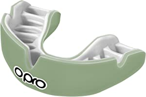 OPRO Power-Fit Mouthguard - for Rugby, Hockey, Lacrosse, MMA, Wrestling, and Other Contact Sports