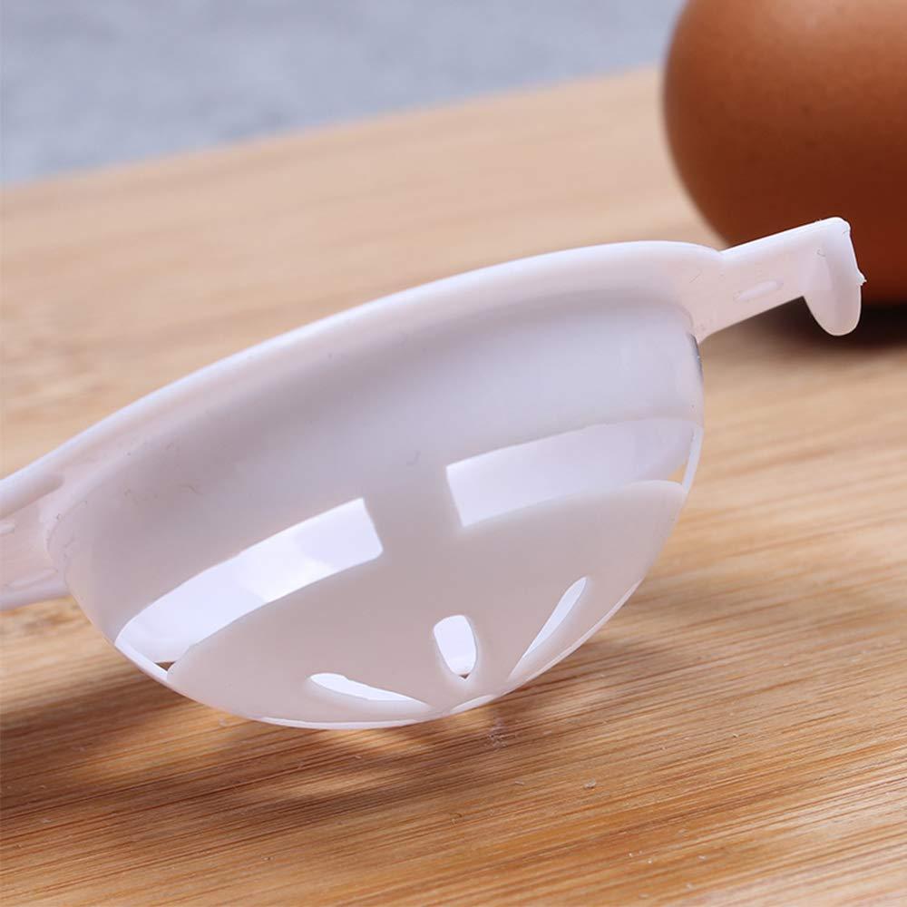 sieve filter separator paper baking tools practical kitchen helper DIY mask tool, NN-BH kitchen egg white separator