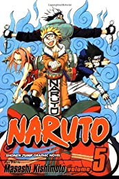Naruto, Vol. 05: Exam Hell