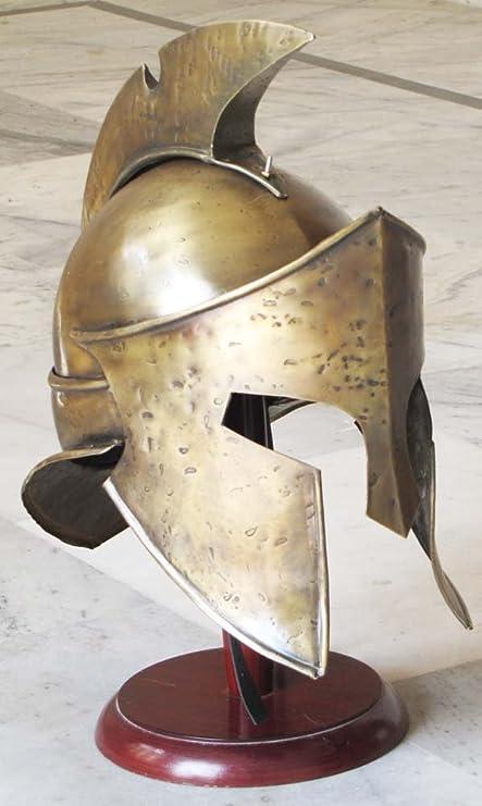 Shiv Shakti empresas 300 romanas casco espartano coleccionables Medieval del casco de la armadura del Rey