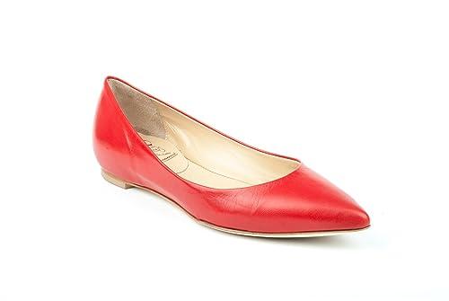 pretty nice da428 21e2d L'ARIANNA Scarpe Ballerina Donna BL 1011 SIVIGLIA Rosso ...