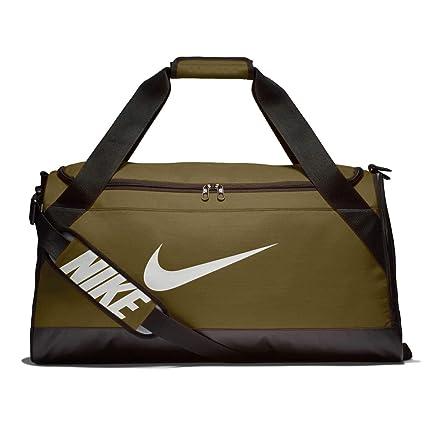 Nike BA5334 2018 Bolsa de Deporte 45 cm, 25 litros, Verde ...
