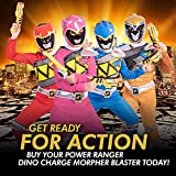 Disguise Power Ranger Dino Charge Blaster Weapon