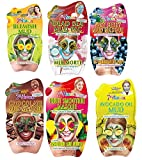 Montagne Jeunesse Mud Therapy Face Masque Sachets - Pack of 6 Bild