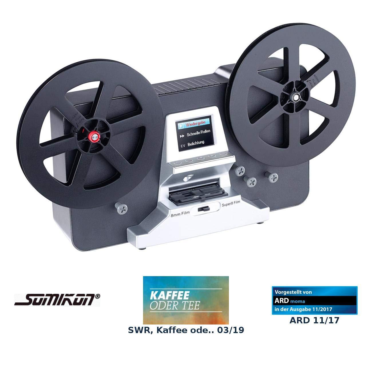 Somikon - Escáner de película (idioma español no garantizado ...