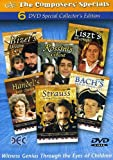 Composers' Specials 6 DVD Collector's Set Composer's Specials Series
