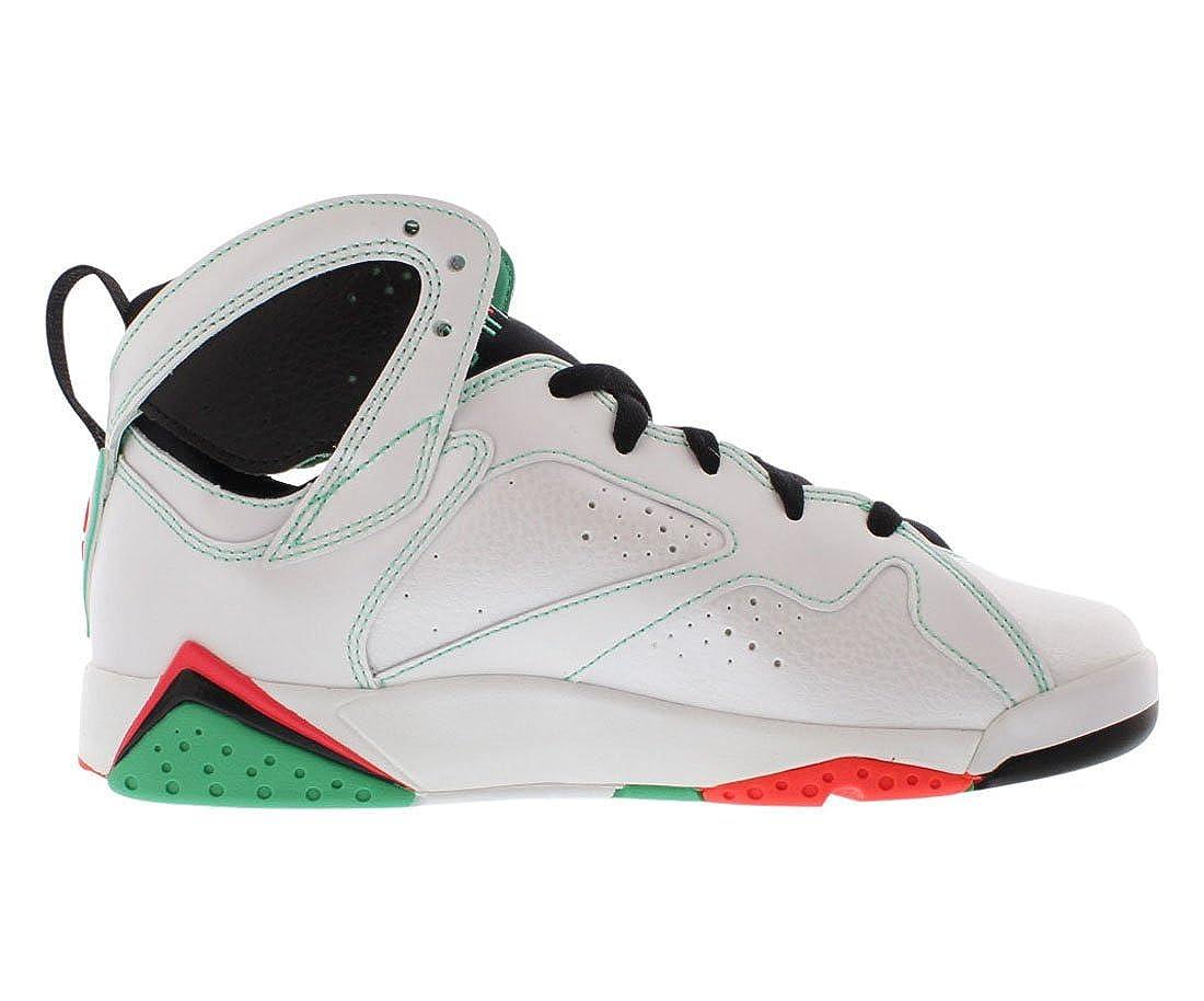 7e8987f919f Amazon.com | Nike Air Jordan 7 VII Retro 30th GG Size 7.5Y Verde White  Infrared 705417-138 | Basketball