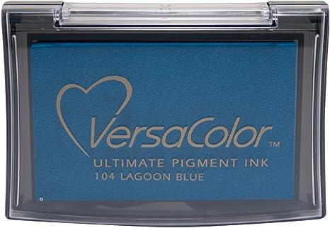 /Kanarienvogel Babyblau VersaColor Pigment-Stempelkissen/ Tsukineko