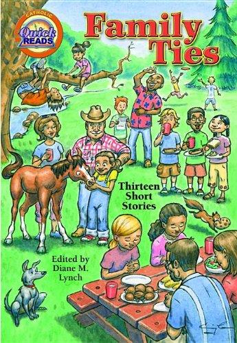 Family Ties (Opa) (Catholic Quick Reads) ebook