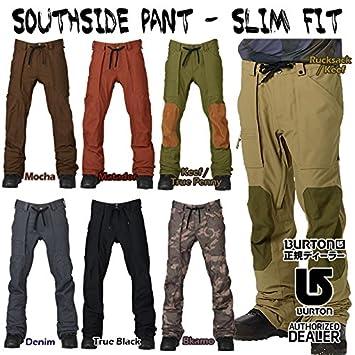 398be620be0 Burton Southside Slim Trousers 2017 Keef/true penny - -: Amazon.co ...