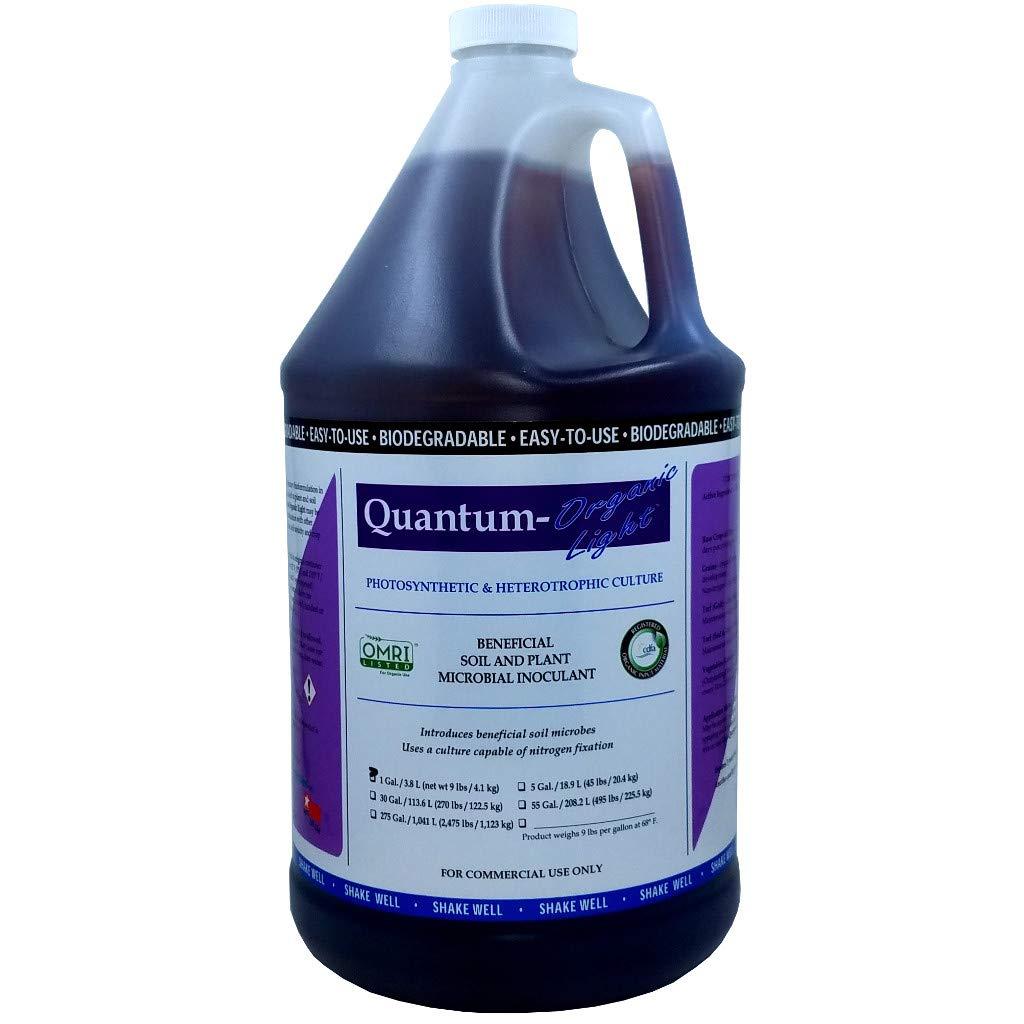 Quantum Growth Quantum Organic Light OMRI & CCOF (1 Gallon ORGANIC)