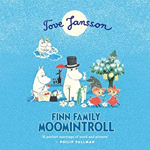 Finn Family Moomintroll Audiobook