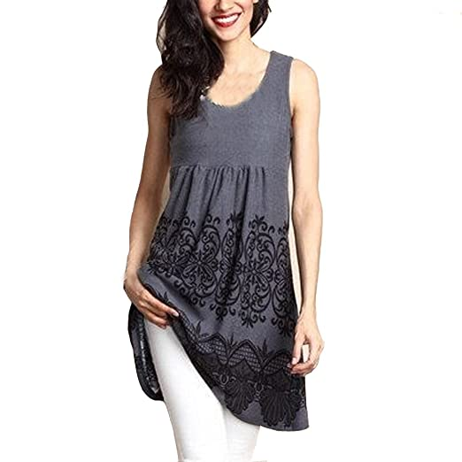 57c20e9d982f0d Bodysuits Triskye Womens Casual Round Neck Loose Fit Short Sleeve T-Shirt  Blouse Tops